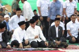 Jokowi masih cari ketua Tim Kampanye Nasional