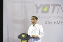 Era Industri 4.0, Presiden minta pemuda ikuti perkembangan teknologi