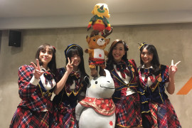 "JKT48 ""muncul"" jelang pertandingan Jepang-Indonesia"
