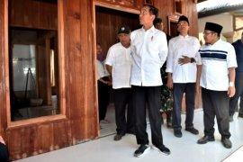 Presiden kunjungi rumah Zohri
