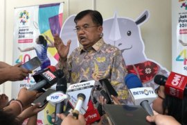 Wapres Jusuf Kalla ingatkan pengemudi ojek online