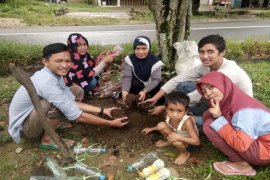 Mahasiswa IPB wujudkan sistem pertanian terpadu di Kalimantan Barat