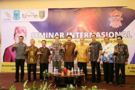 Lampung Jadikan Gunung Anak Krakatau Taman Wisata Alam