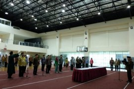 Pimpinan KPK lantik 14 pejabat baru