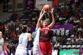 Klasifikasi Basket Putri - Kazakhstan vs Indonesia