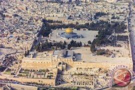 Presiden Palestina peringatkan Israel setelah penutupan Masjid Al-aqsha