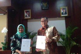 IPB teken kerjasama dengan kementerian kesehatan RI