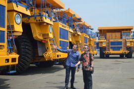 Indonesia pasar utama produk alat berat Belarus