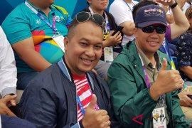 Menpora semangati atlet Indonesia di final skateboard