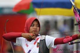 Tim panahan Indonesia kecewa hanya sumbang perak