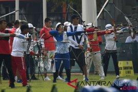 Tim panahan Indonesia berikrar tampil lebih optimal