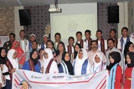 BUMN Hadir - SMN Riau diminta berbagi cerita tentang Maluku