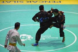Asian Games - Jokowi Ucapkan Selamat Prabowo Sukses Komandani Raihan Emas
