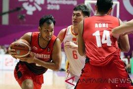 Perempat Final Basket Putra Cina vs Indonesia