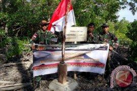 Pos perbatasan RI-Malaysia ditambah 18 unit
