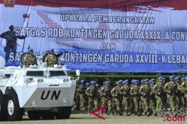 Wapres JK: Indonesia siap menambah Pasukan Perdamaian PBB