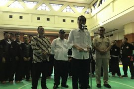 Presiden tekankan pelayanan turis di Lombok diperhatikan setelah gempa