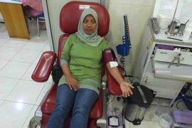 PMI Jember Galang Donor Darah Untuk Korban Gempa di Lombok (Video)