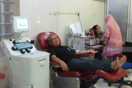 Donor Darah Untuk Gempa Lombok