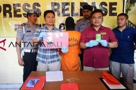 Polres Bangli gagalkan pasokan narkoba ke penjara