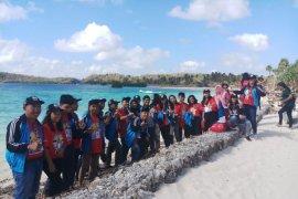 BUMN Hadir - SMN asal Sulteng pelajari kebudayaan Belitung