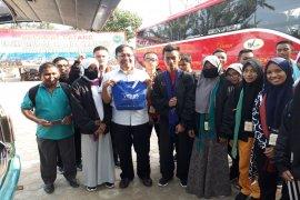 BUMN Hadir- Pelindo II Pangkalpinang terima 23 peserta SMN asal Palu
