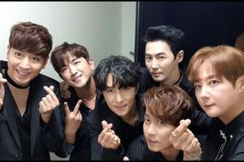 Shinhwa rayakan 20 tahun dengan konser dan album baru