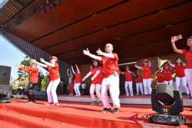 Keberadaan Senam AW-S3 diminati masyarakat Bali