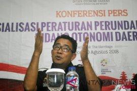 Sosialisasi Peraturan Perundang Undangan Otonomi Daerah