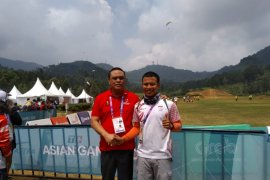 Menpan-RB beri selamat peraih medali paralayang