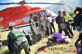 TNI siapkan helikopter untuk evakuasi korban gempa Lombok