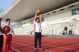 CdM harapkan lima medali emas atletik