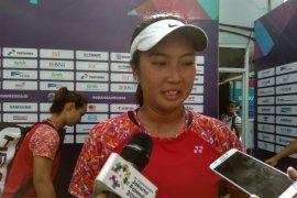 Aldila Sutjiadi tumbangkan unggulan 10 Asian Games