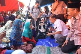 Pemerintah targetkan rekonstruksi Lombok selesai enam bulan