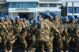 Satgas Maritim TNI Siap Amankan Timur Tengah
