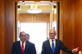 Kunjungan Menhan ke Washington perkuat kerja sama pertahanan