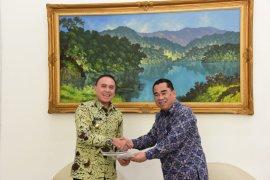 M Iriawan minta BPKP memonitor pembangunan Jawa Barat