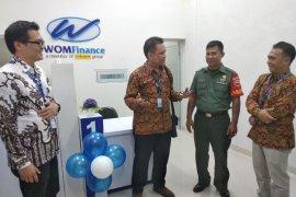 Wom finance tambah kantor di Sumut