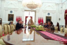 Presiden Jokowi bertemu Menlu AS Mike Pompeo