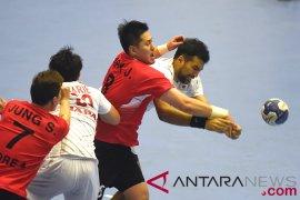 Korsel kontra Bahrain di ajang bola tangan putra
