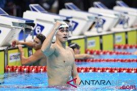 Perenang Sun Yang tambah koleksi medali emas
