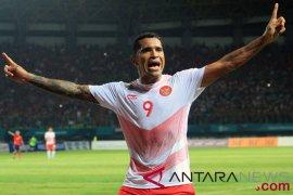 Beto rayakan Kemerdekaan Indonesia pertamanya dengan gol