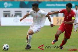 Korea Utara unggul sementara 2-0 atas Arab Saudi di babak pertama