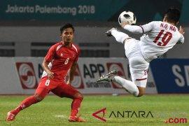 Kalahkan Jepang, Vietnam juara grup D
