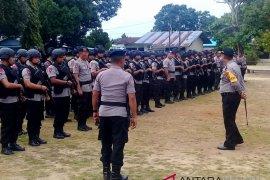 Polres Malra terima pasukan BKO dari Polda