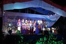 BUMN Hadir - SMN Riau tampil di Festival Teluk Ambon