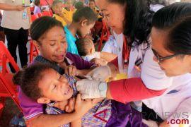 Timika Jaya targetkan capaian imunisasi 80 persen