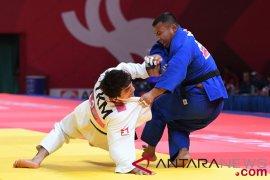 Manajer Pelatnas Judo akui Indonesia belum mampu bersaing di Asia