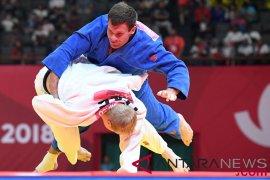 Tim judo Jepang melaju ke final regu campuran