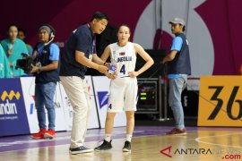 Mongolia dan target ambisiusnya di basket putri